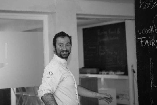 private chef, Chef Lorenzo Giannini